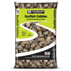 Scottish Pebbles 30-50mm - 20kg bag