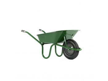 Haemmerlin 90 Litre Heavy Duty Wheelbarrow - Fully Assembled